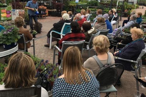 Classes and Events at Fernhill Garden Centre