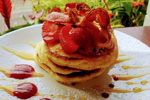 Delicious weekend brunch options at Fernhill Garden Centre Athlone Savoury Fare Restaurant